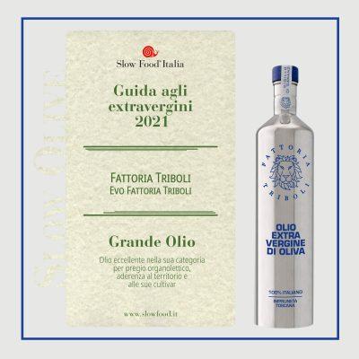 Award Slow Food Italia
